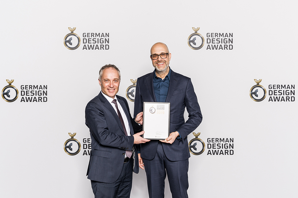 Preisverleihung German Design Award""
