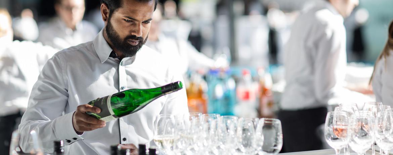 Schön Barkeeper übernehmen Verantwortung Zeitgenössisch - Beispiel ...